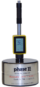 Mini-Integrated Portable Hardness Tester