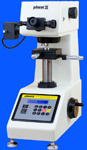 Micro Vickers Hardness Tester w/ Video Cam, Adaptor and Software 900-390