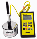 Economic Portable Hardness Tester  Model No. PHT-1700